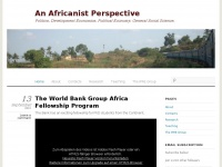 An Africanist Perspective
