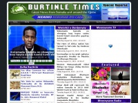 Burtinletimes.com - Latest News from Somalia and around the Globe