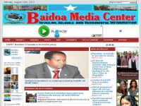 Baidoa Media Center