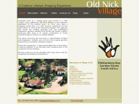 Oldnickvillage.co.za