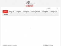 Trapca.org - Home - TRAPCA - TRAPCA