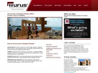 Murus structural insulated panels sips for Murus sips
