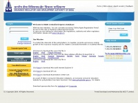 Irdaonline.org - IRDAI Centralized Agency Database