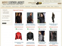 movieleatherjacket.com