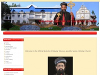 Official Website of Malabar Diocese, Jacobite Syrian Christian Church