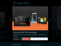 JoikuSpot Mobile WiFi HotSpot, JoikuShare WiFi File Sharing, JoikuSpeed Mobile Internet Operator Speed Rank - Mobile apps for Android, Nokia, Samsung, Windows Mobile