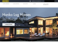 Honka Log Homes | Corporate site
