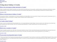 croatiaholiday.org