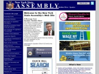 assembly.state.ny.us Thumbnail