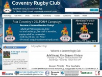 coventryrugby.co.uk