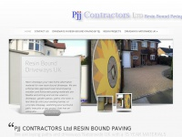 pjjcontractorsltd.co.uk Thumbnail