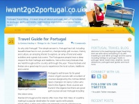 Iwant2go2portugal.co.uk
