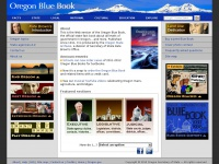 bluebook.state.or.us Thumbnail