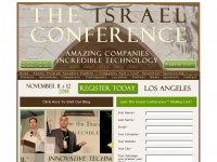 theisraelconference.org