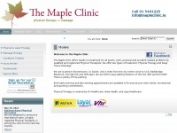 mapleclinic.ie