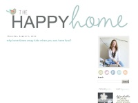 thehappyhomeblog.com