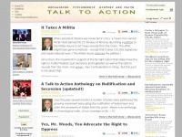 talk2action.org Thumbnail