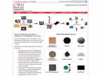 cvdmaterialscorporation.com