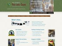 wildlife.state.nh.us Thumbnail