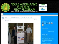 Railroad Commission of Texas, Public Outreach & Education Blog » Texas Alternative Fuel Fleet Pilot Program