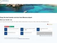 menorca-airport-transfers.com