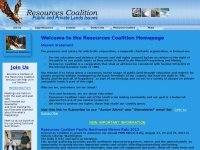 Resourcescoalition.org