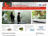 dnr.state.oh.us Thumbnail