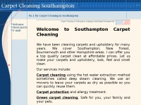 carpetcleaningsouthampton.co.uk Thumbnail