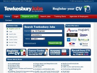 Tewkesbury-jobs.co.uk