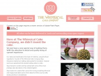Thewhimsicalcakecompany.co.uk