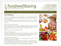 foodwellbeing.co.uk