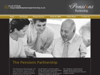 Thepensionspartnershipllp.co.uk