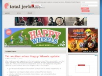 Totaljerkface.com - Home Of Happy Wheels