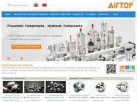 Pneumatic cylinder, pneumatic valve, air cylinder manufacturer & Supplier in china - AirTop Pneumatic Hydraulic