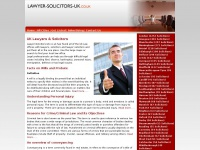 Lawyer-solicitors-uk.co.uk