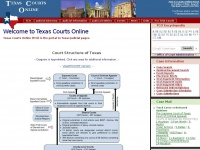 courts.state.tx.us Thumbnail