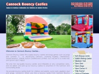 cannockbouncycastles.co.uk