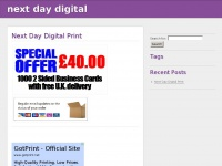 Nextdaydigital.co.uk