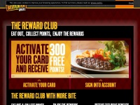 Beefeatergrillrewardclub.co.uk - The Beefeater Grill Reward Club