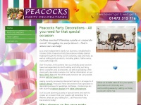 Peacockspartydecorations.co.uk