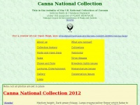 Canna-collection.org.uk