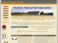 blunhampfa.co.uk