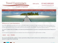 travelexpressions.co.uk Thumbnail