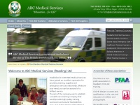 Abcmedicalservices.co.uk