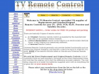 Tv-remote-control.co.uk