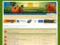 Thecampingforum.co.uk