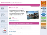 Maryporthealthservices.co.uk