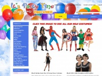 Party-time-balloons.co.uk