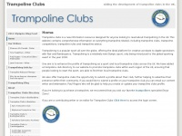 Trampolineclubs.co.uk