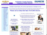carpetcleancolchester.co.uk Thumbnail